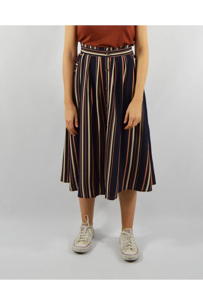 falda ami rayas grace & mila  online palencia la boheme