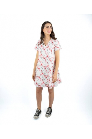 vestido evase langostas compañia fantastica palencia la boheme envio gratis