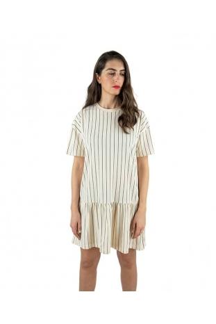 vestido colla rayas noisy may la boheme palencia online