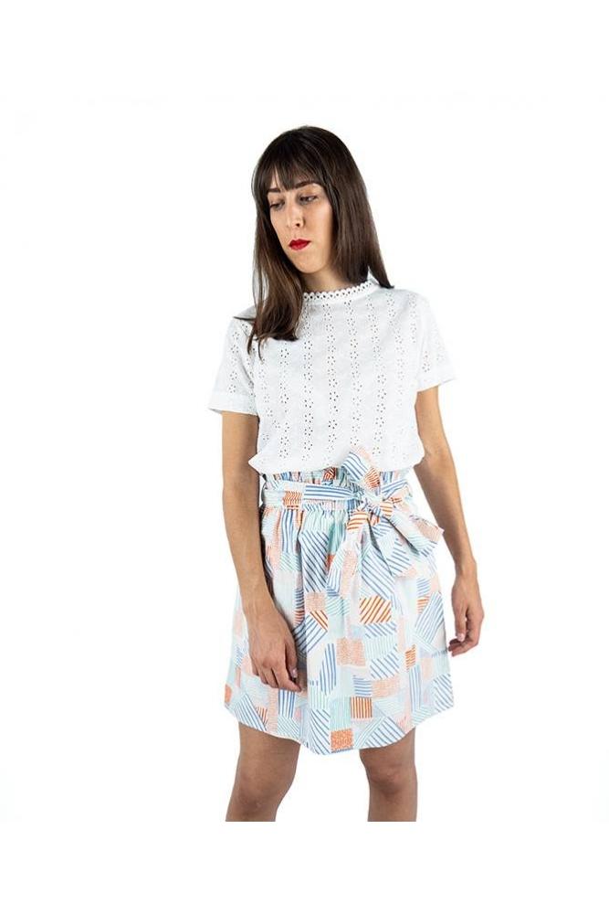 falda patchwork compañia fantastica online envio gratis la boheme palencia