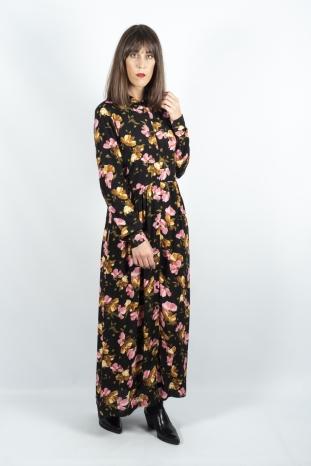 vestido ichi celtic flores la boheme palencia