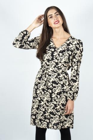 vestido vera ichi tapioca la boheme palencia