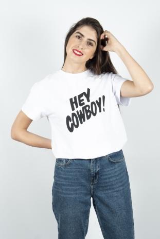 camiseta hey cowboy noisy may la boheme palencia