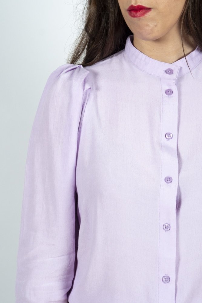 camisa jensine Lila byoung la boheme palencia