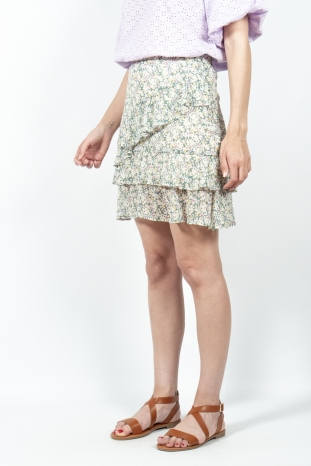 falda cleo flores grace and mila la boheme palencia