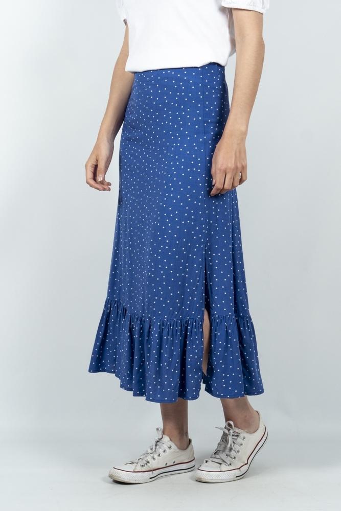 falda citronade lunares grace and mila la boheme palencia