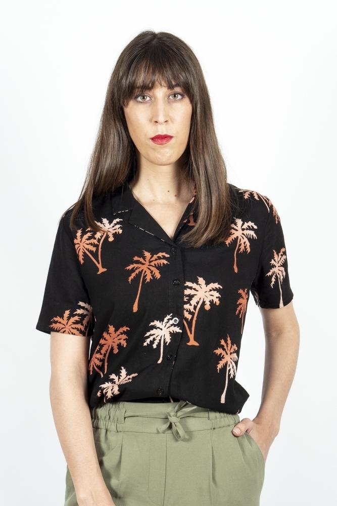 camisa Sheridan palmeras Sugarhill Brighton la boheme palencia