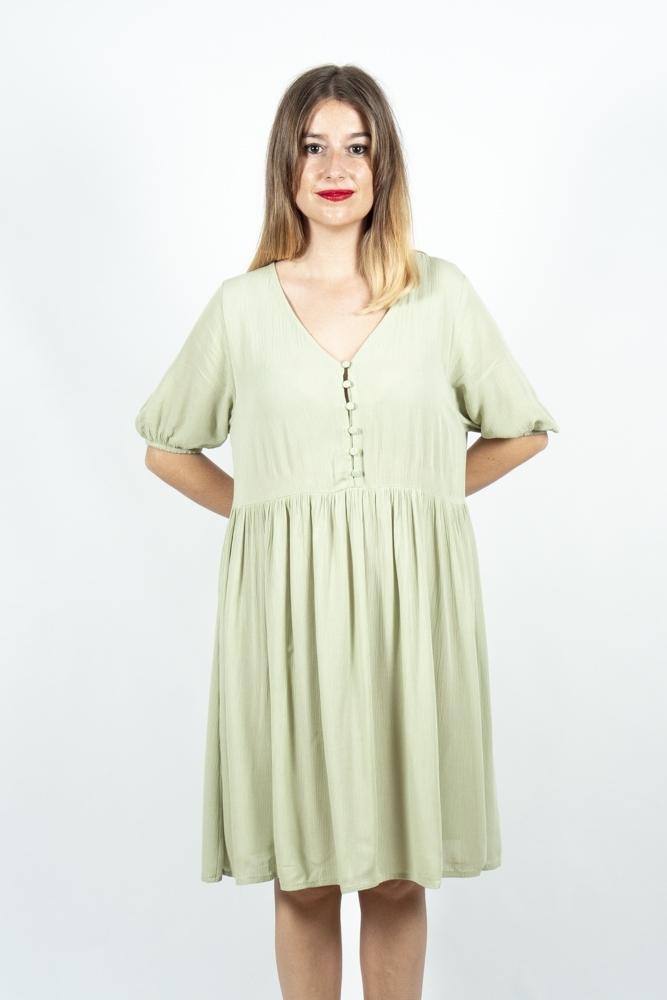 vestido marrakech verde ichi bambula la boheme palencia