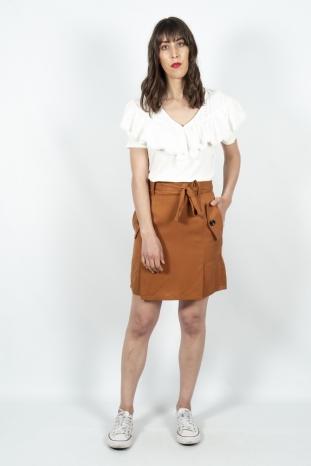falda tencel cotton brothers la boheme palencia