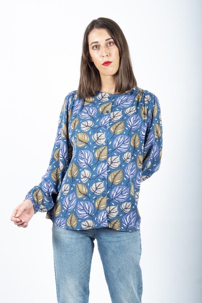 camisa leaves pepa loves la boheme palencia