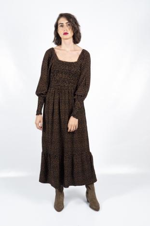 vestido beverly Sugarhill Brighton  la boheme palencia
