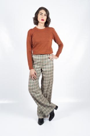 pantalon cuadros compañia fantastica la boheme palencia